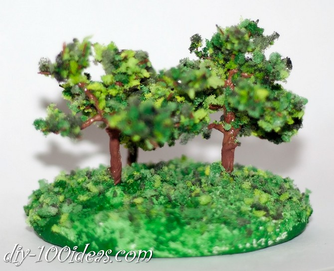 how to make miniature trees (15)