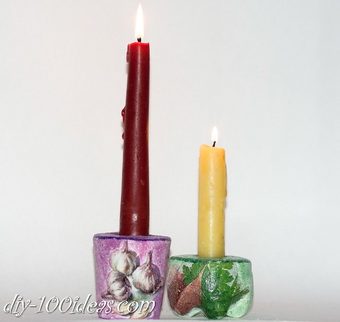 CEMENT CANDLE HOLDER (13)