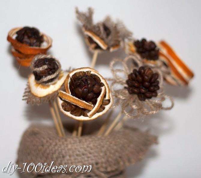 Coffee beans flowers (3)