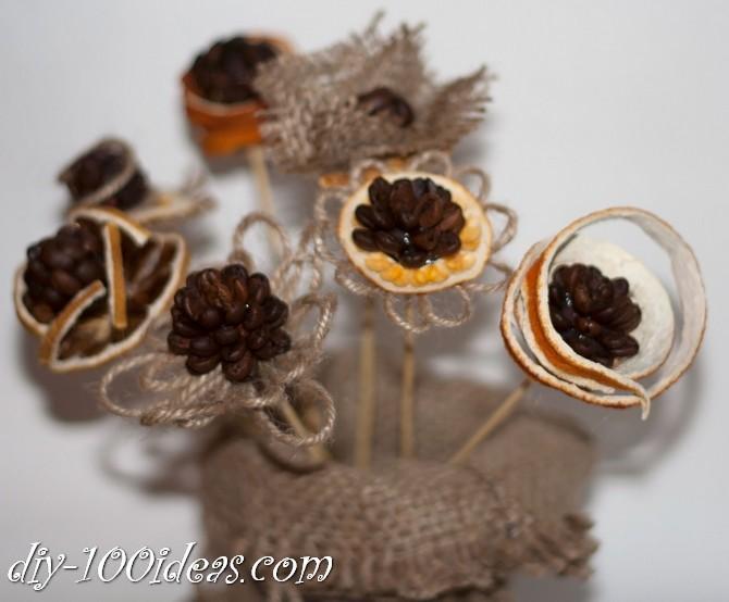Coffee beans flowers (4)