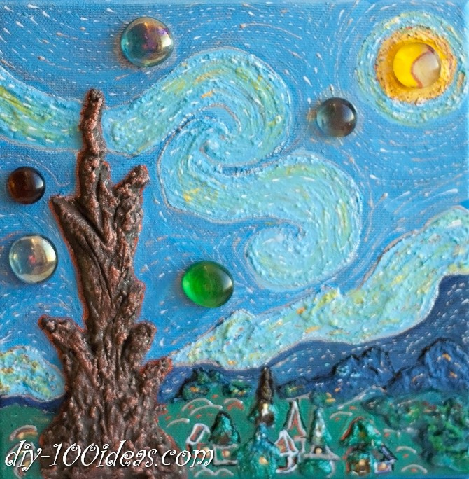 Van Gogh Sttary night (15)