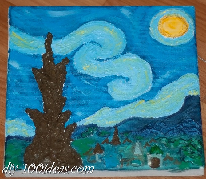 Van Gogh Sttary night (22)