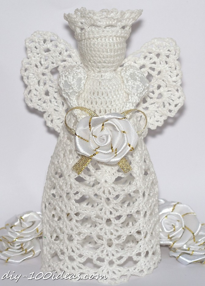 free pattern christmas angel (2)