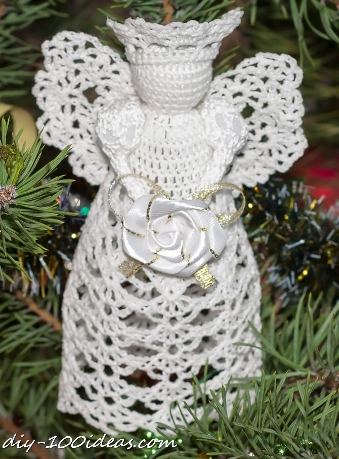 free pattern christmas angel (4)