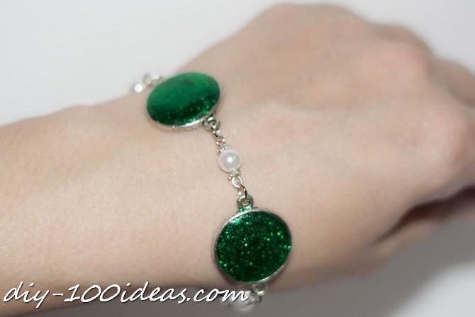 glitter Resin Jewellery (10)