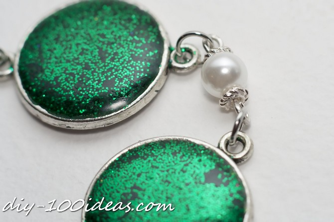 glitter Resin Jewellery (11)