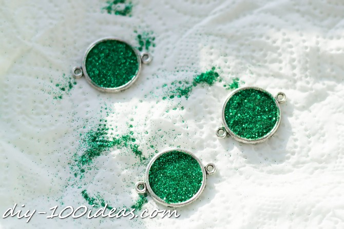 glitter Resin Jewellery (3)