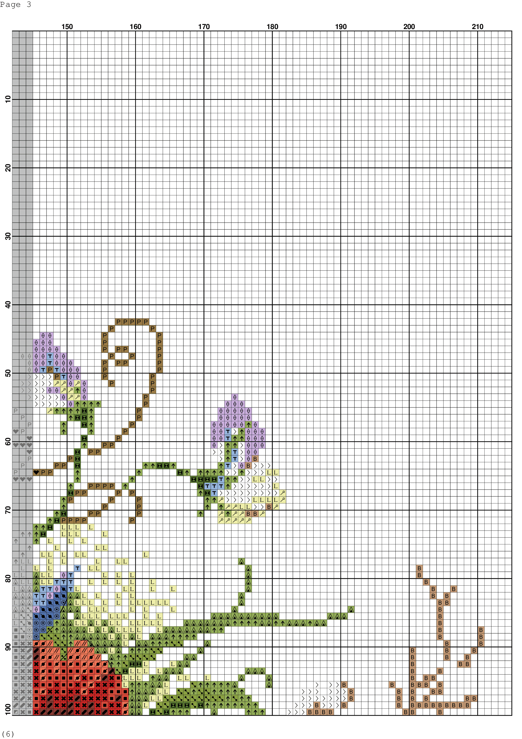Wildflowers Free Cross Stitch Pattern Diy 100 Ideas