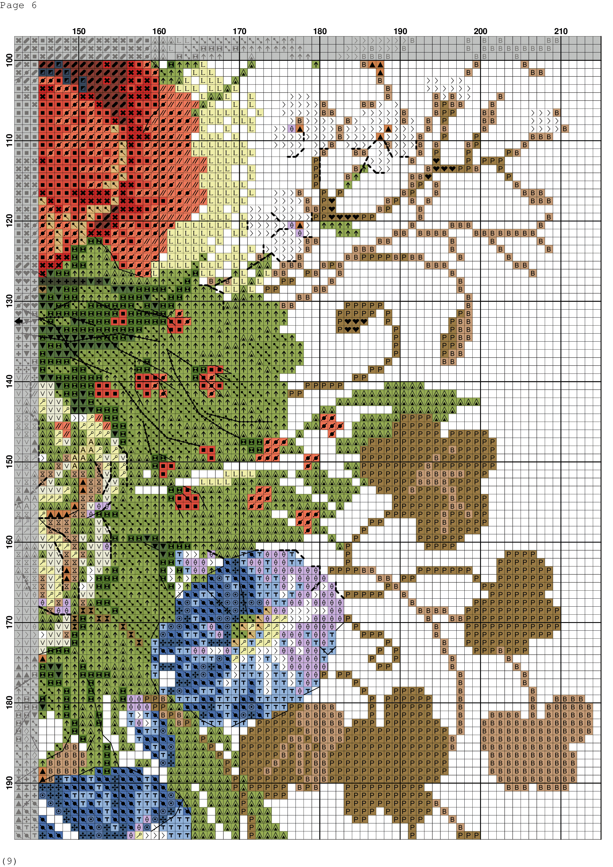 wildflowers-cross-stitch-patterns-(7)
