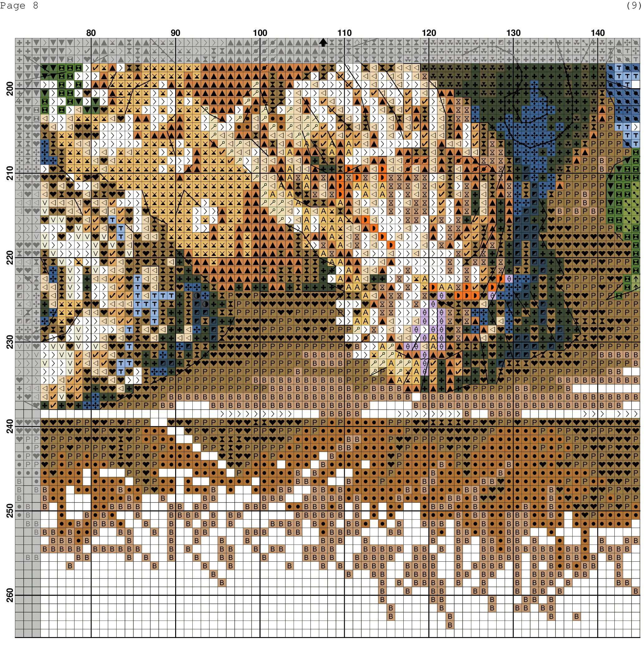wildflowers-cross-stitch-patterns-(9)