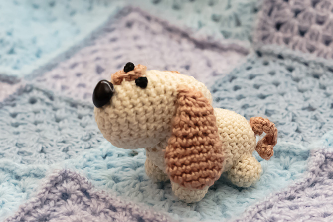 Free Crochet Pattern Puppy Diy 100 Ideas