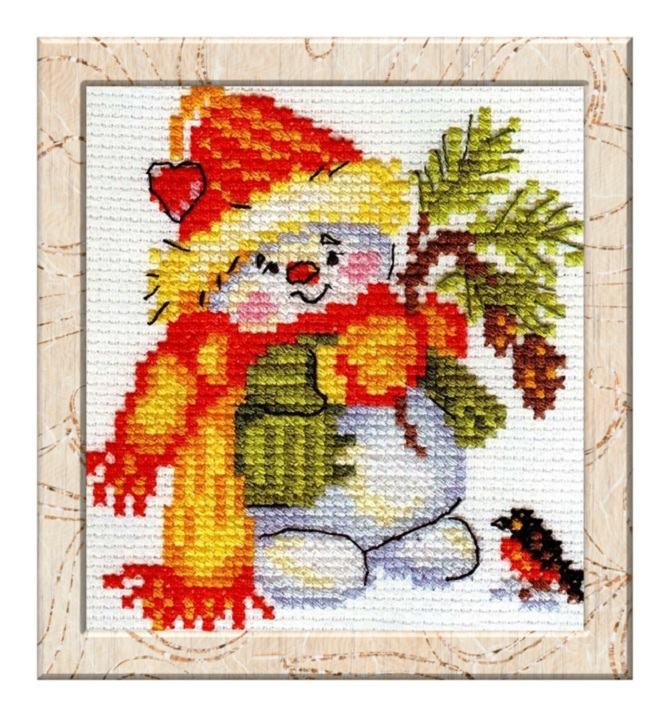 free_cross_stitch_pattern_snowman-1