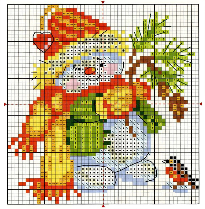 Free Cross Stitch Pattern Snowman DIY 40 Ideas Impressive Cross Stitch Free Patterns