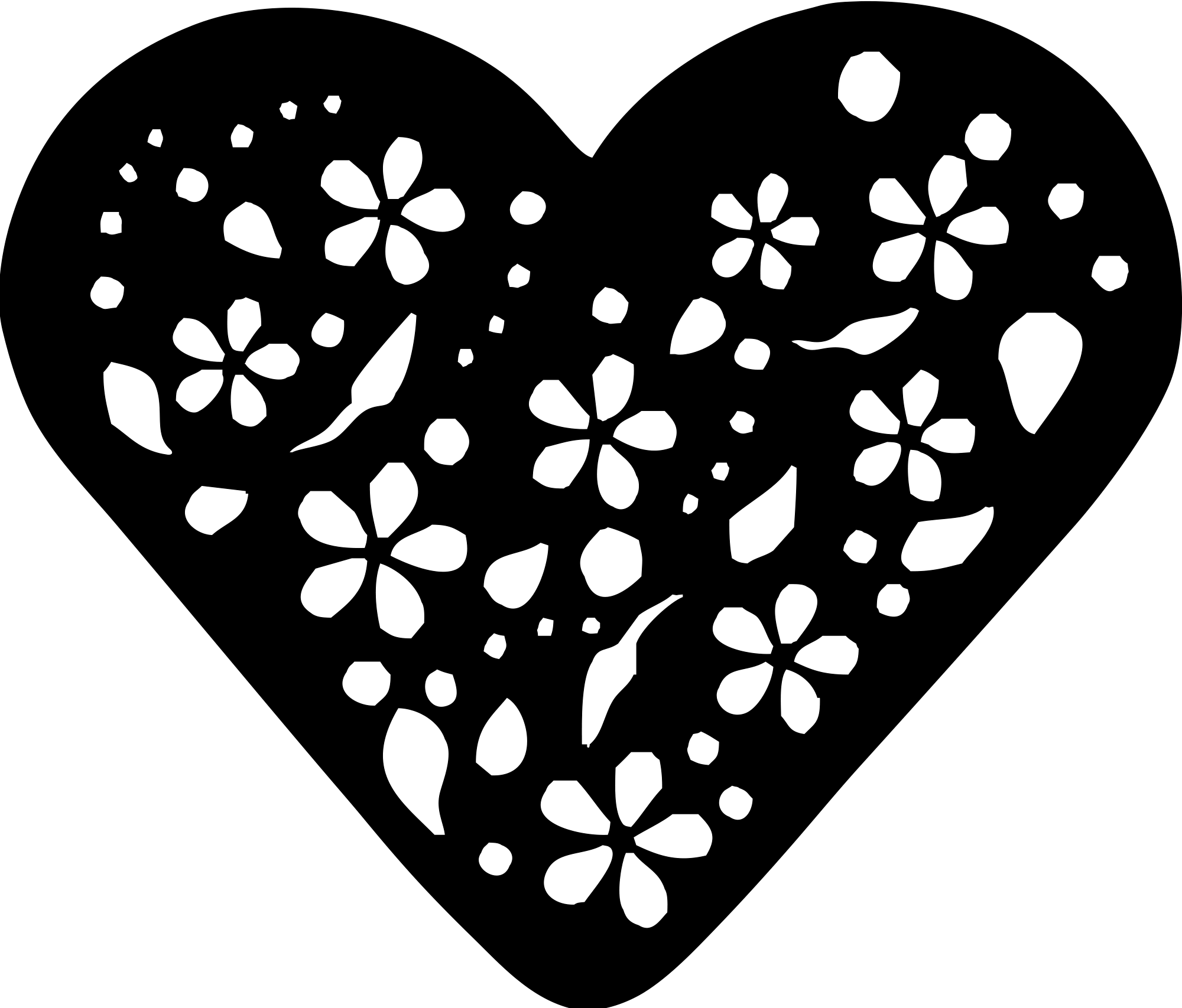 free printable heart templates diy 100 ideas
