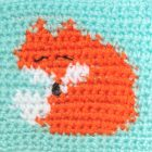 Fox Motif Crochet Pattern