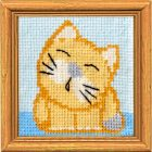 Cross Stitch Pattern Two Cats