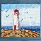 Cross Stitch Pattern Lighthouse