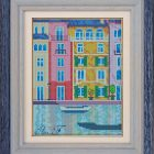 Cross Stitch Pattern Portofino