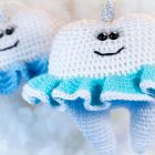 Crochet Tutorial Tooth Fairy