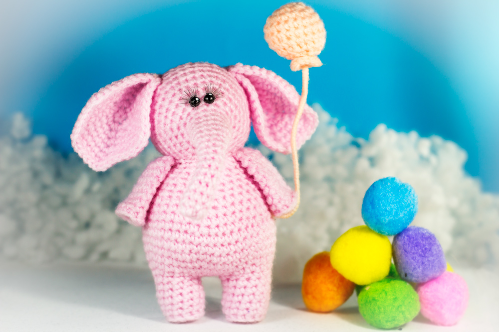 Free Crochet Pattern Elephant Diy 100 Ideas