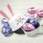 Kids Crafts Easter Bunny Egg Carton