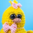 Crochet Tutorial Amigurumi Duck