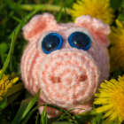 Crochet Tutorial Amigurumi Piggy
