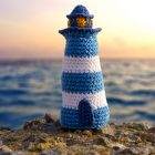 Crochet Tutorial Lighthouse