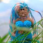 Crochet Tutorial Mermaid Doll