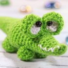 Crochet Tutorial Crocodile