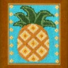 Free Cross Stitch Pattern Pineapple