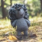 Crochet Tutorial Amigurumi Hedgehog