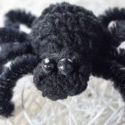 Crochet Tutorial Amigurumi Spider
