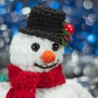 Crochet Tutorial Fat Snowman
