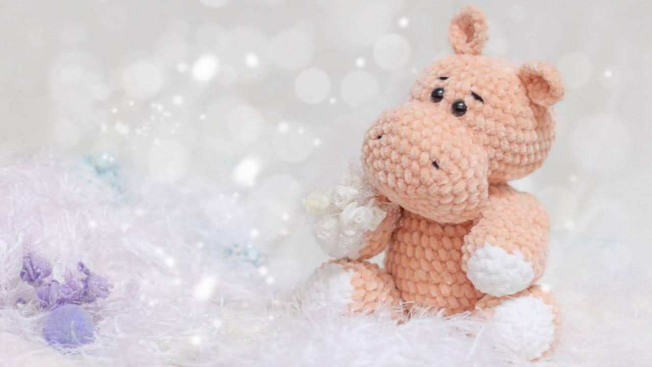 Baby Hippo Crochet Pattern » Amigurumi Crochet Patterns By ... | 720x1280