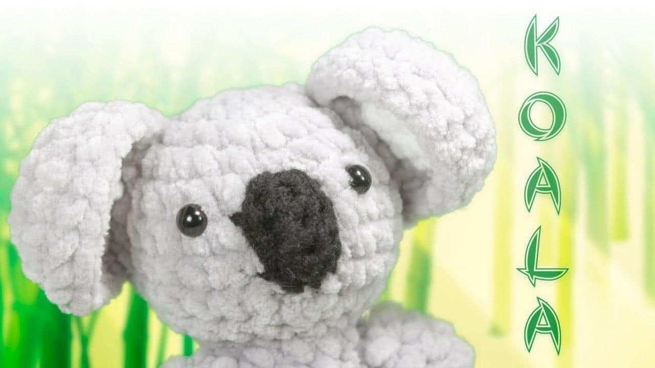 22 Cute Amigurumi Koala Crochet Pattern   Free and Paid   720x1280