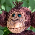 Crochet Tutorial Monkey