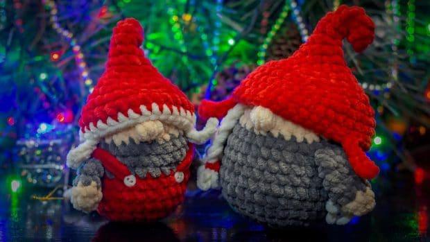 free crochet pattern gnome