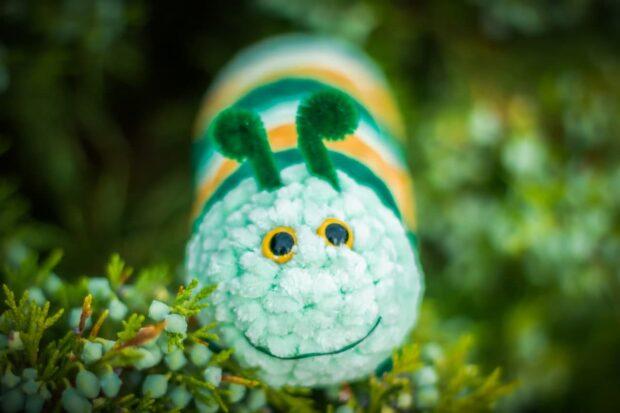 crochet tutorial caterpillar